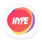Приложение Hype для видео трансляций