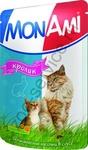 Mon Ami корм для кошек