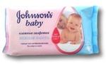 Влажные салфетки JOHNSON'S BABY Нежная Забота