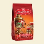 Чай Бодрость Индийский 150 гр.листовой