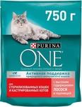 Сухой корм для стерилизованных кошек Purina ONE