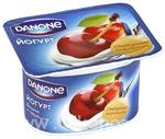 Йогурт Danone с Вишней и Черешней 1,6% жирности, 1
