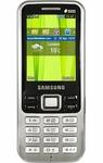 Телефон Samsung Duos GT-C3322 Black