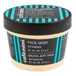 """Маска для лица """"Витамины В3, В5, В6, В7 и С"""" Cafe Mimi Face Mask"""