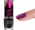 Лак для ногтей Isa Dora Graffiti Nails