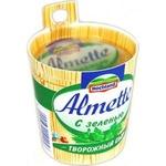 Сыр Almette (Альметте) творожный с зеленью 150г