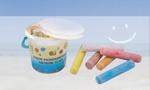 Набор разноцветных мелков  для асфальта, 16 шт Best price