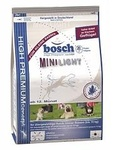 Корм для собак Bosch MINI LIGHT