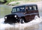 Автомобиль УАЗ Хантер, 2004 г.