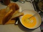 Жаренный хлеб