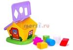 Развивающая игрушка Дачный домик ООО Полесье