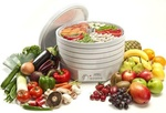 Сушилка для фруктов и овощей Ezidri
