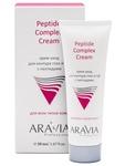Крем ARAVIA Professional Крем-уход для контура глаз и губ с пептидами