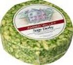 Сыр Дерби с шалфеем 48% SAGE DERBY