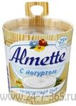 Сыр Almette (Альметте) творожный с йогуртом 150г