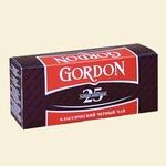 Чай Гордон Классический 25 пак.