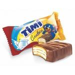 """Вафельные конфеты Конти-Рус """"Тими"""", банановые"""