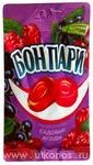 Карамель Бон Пари со вкусом садовая ягода 75г
