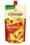 Кетчуп томатный «Живая еда»