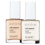 Лак для ногтей Avon nail experts,french manicure
