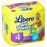 Трусики-подгузники Libero Dry Pants