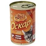 """Корм для кошек """"Оскар"""""""