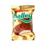 Печенье сэндвич Ulker Halley cake