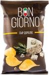 Чипсы BON GIORNO сыр Дорблю