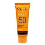 Антивозрастной увлажняющий защитный крем Sun Care GiGi SPF50