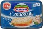 Плавленный сыр в ванночках с грибами Hochland