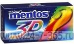 Жевательная резинка Mentos 3D sekret без сахара