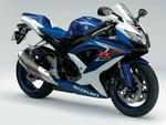Мотоцикл Suzuki GSXR 600