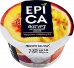 Йогурт EPICA Персик маракуйя