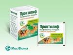 """Салфетки медицинские Мосфарма  """"Проктолиф"""""""