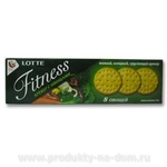 Крекер Lotte Fitness с овощами