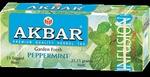 Чай Акбар мята 25 пак.