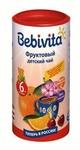 Чай Bebivita фруктовый