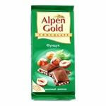 "Шоколад Alpen Gold ""Фундук"""