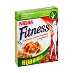 Сухие завтраки Nestle Fitness с клубникой