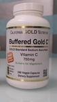 Буферизованный витамин C в капсулах California