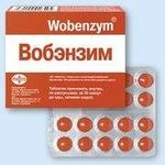 Иммуномодулирующее средство Вобэнзим (Wobenzym)