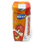 """Молочно-соковый напиток """"Мажитэль"""" Клубника"""