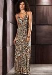 Платье Bonprix с леопардовым принтом