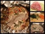 Запеченная свинина в духовке