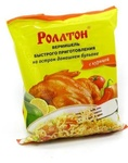 """Лапша """"Роллтон"""" со вкусом курицы"""