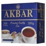 Чай Акбар Элитный 100 пак.