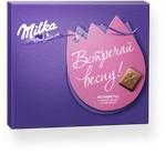"""Шоколадные конфеты Milka """"Встречай весну"""""""