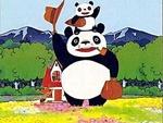 """Мультфильм """"Большая и маленькая панда или Панда Копанда"""" (1972)"""