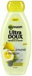 Шампунь Garnier Ultra doux Шампунь свежесть и объем