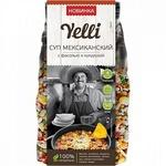 Суп Мексиканский с фасолью и кукурузой Yelli